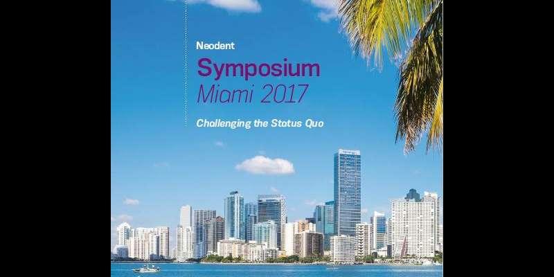 Prisustvovali smo Straumann-Neodent simpoziju u Miamiju (SAD)